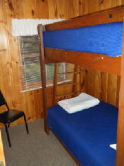 Twin Size Bunk Beds in the 4th bedroom
